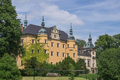 ³ W de Kliczkà de château Images stock