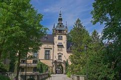 ³ w de Kliczkà do castelo Foto de Stock