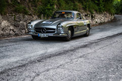 ‰ W 198 1955 DE MERCEDES-BENZ 300 SL COUPÃ Fotografia de Stock Royalty Free