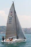 W de Varende Kop Bosphorus 2011 van de Inzameling Stock Foto's