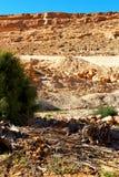 w dolinnym Morocco Africa atlant suchej góry zmielony isola Zdjęcia Royalty Free