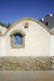 w domu ściana okien Zdjęcie Royalty Free