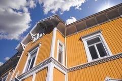 w domu Norway zdjęcie stock