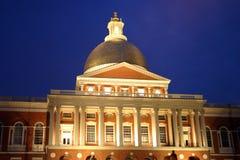w domu stan Massachusetts fotografia royalty free