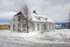 w domu stary Norway Obraz Stock