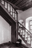 w domu stary wewnętrznego Zdjęcie Stock