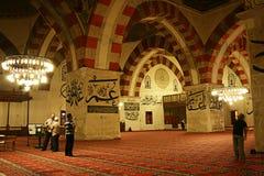 W Edirne Eski Meczet Zdjęcie Stock