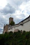 W Eisenach Wartburg Kasztel, Niemcy Zdjęcia Stock