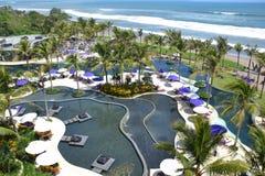 W-Erholungsort Bali Stockfoto