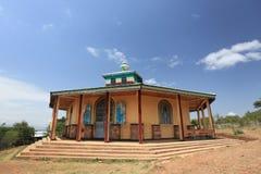 W Etiopia etiopski ortodoksyjny kościół, Fotografia Stock