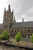 W Flandryjskich polach Muzealnych obraz stock