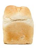 w górę biel chlebowy zamknięty skorupiasty bochenek Obrazy Stock