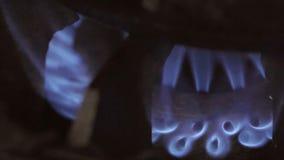 W górę gaz kuchenki zbiory