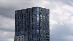 W górę i elementu budynek obrazy stock