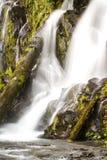 - w górę wodospadu Fotografia Stock
