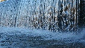 - w górę wodospadu zbiory wideo