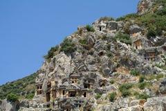 W górach dziejowi grobowowie zdjęcie royalty free