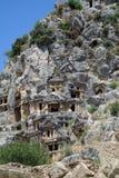 W górach dziejowi grobowowie fotografia royalty free
