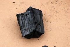 Węgiel drzewny Obrazy Stock