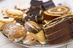Węgierscy ciastka Obrazy Royalty Free