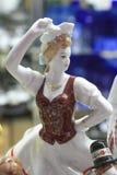 Węgierska statua tancerz Zdjęcie Stock