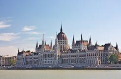 Węgierski Parlament Obraz Stock