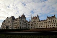 Węgierski parlamentu budynek Obrazy Stock