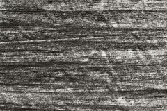Węgla drzewnego rysunek na papierowym tekstury tle Obrazy Stock