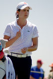 w golfa Lorena lpga pro ochoa Zdjęcie Royalty Free