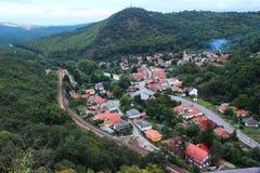 Węgra krajobraz Zdjęcie Royalty Free