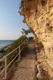 W Grecja Aigina wyspa Obraz Stock