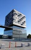 W Groningen nowożytny budynek Zdjęcia Royalty Free
