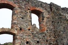Węgry: Ruiny antyczny kasztel obrazy royalty free