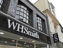 W h Смит, Weston-супер-конематка стоковое фото
