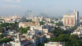 W Havana tubka bojler zdjęcie royalty free