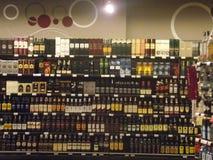 W Hiszpańskim sklepie spożywczym Fotografia Royalty Free