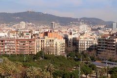 w Hiszpanii Zdjęcie Royalty Free
