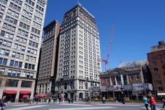 W hotel przy Union Square NYC zdjęcia royalty free