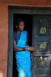 W India plemienni Ludzie Obraz Stock