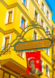 W Istanbuł w Turcja Fotografia Stock
