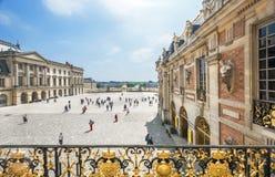 W jardzie Versailles Obraz Stock