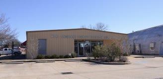 W K Ingram firma budowlana, Zachodni Memphis, AR Obrazy Stock