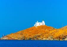 W Kea wyspie w Grecja Fotografia Stock