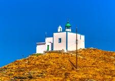 W Kea wyspie w Grecja Zdjęcie Stock