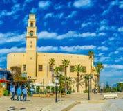 W Kedumim kwadracie Jaffa Obraz Royalty Free