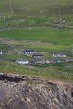 W Kerry Dunquin zatoka Zdjęcia Stock