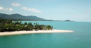 W Koh Samui Beach in Thailand stock video footage