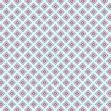 W kratkę Retro wystrzał sztuka Barwi kwadrata Geometrycznego wzór Obraz Royalty Free