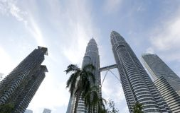 w Kuala Lumpur Fotografia Royalty Free