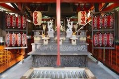 W Kyoto Kiyomizu-dera Świątynia, Japonia Obrazy Stock